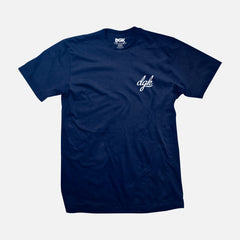 DGK Mini Script T-Shirt Navy