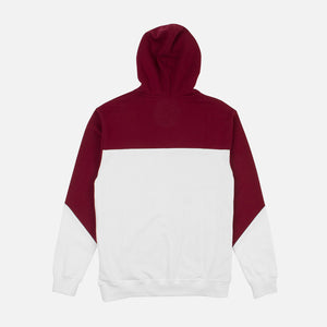 DGK Era Hooded Fleece Burgundy