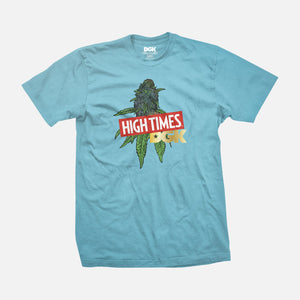 DGK x High Times Cheeba T-Shirt