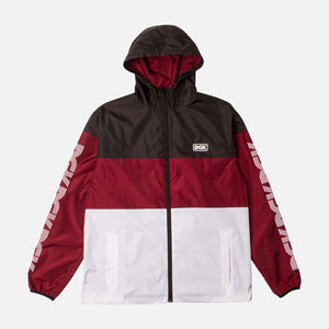 DGK Triple Jacket Burgundy