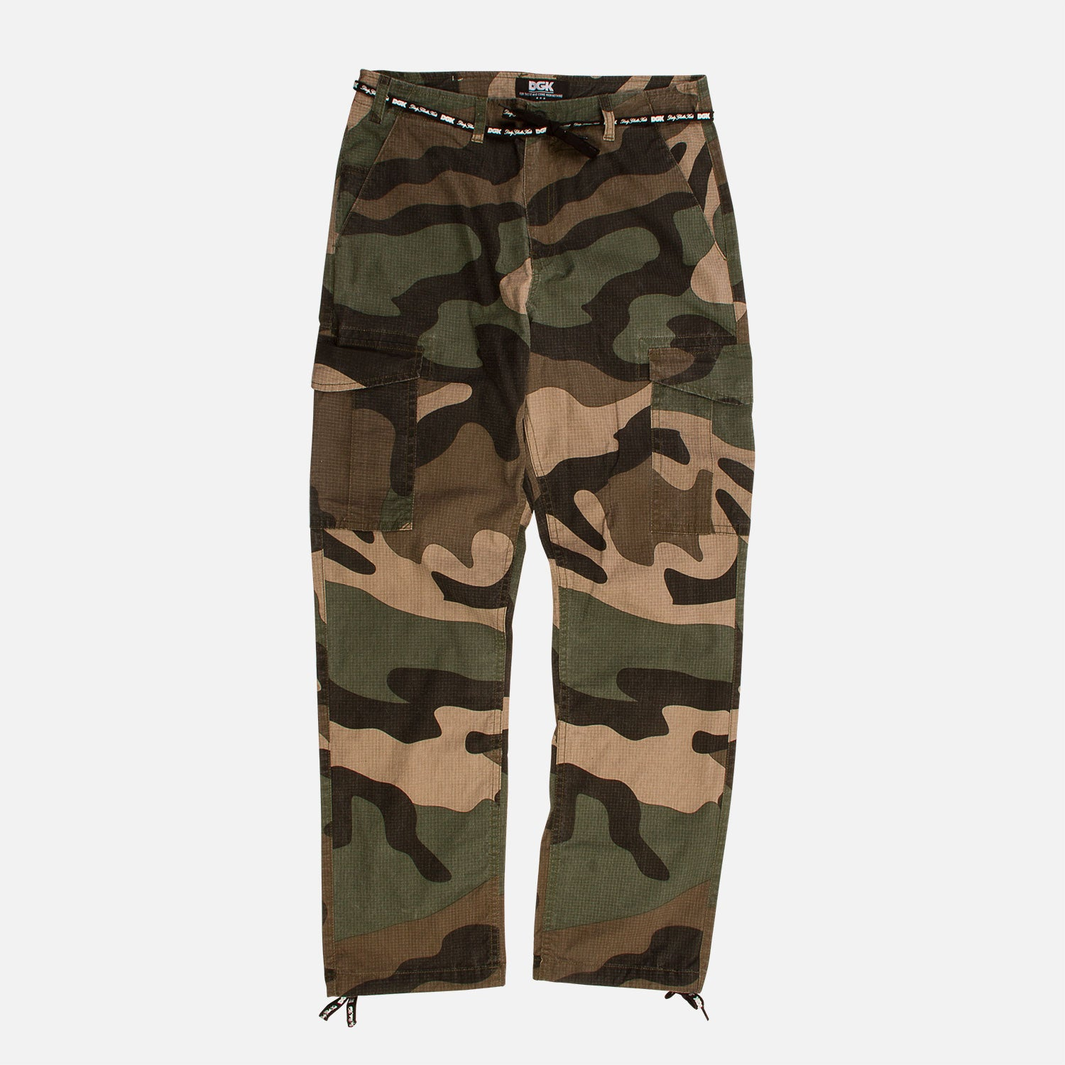 new style & luxury choose original promotion O.G.S Cargo Big Wood Camo Pants