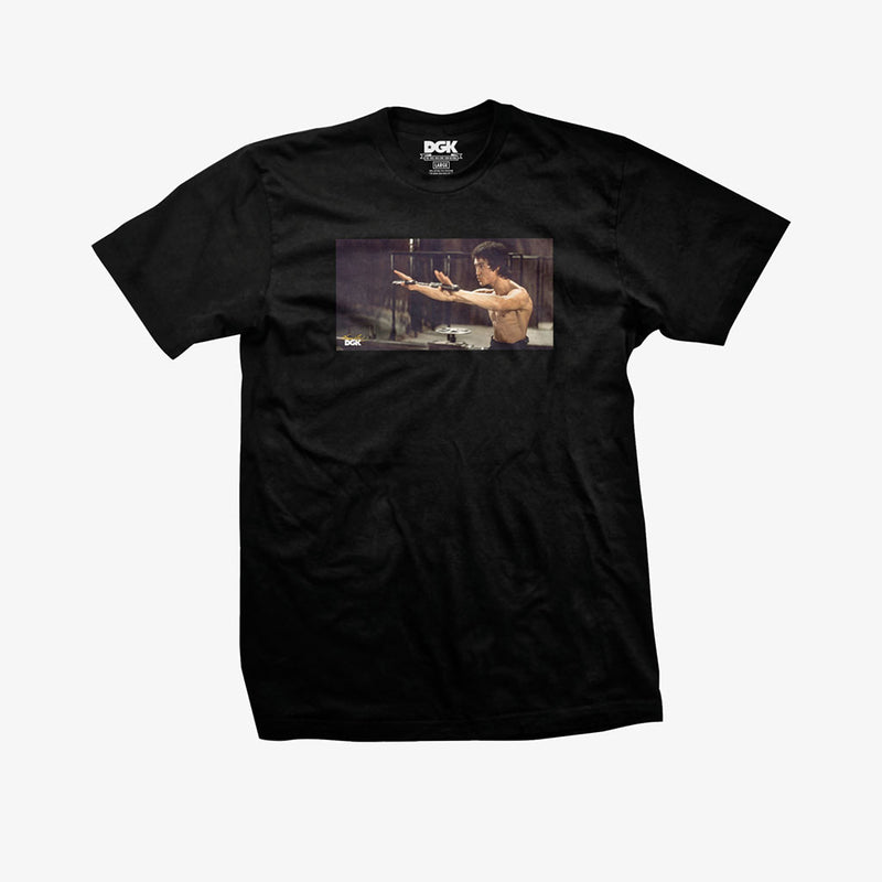 DGK x Bruce Lee Nunchucks T-Shirt