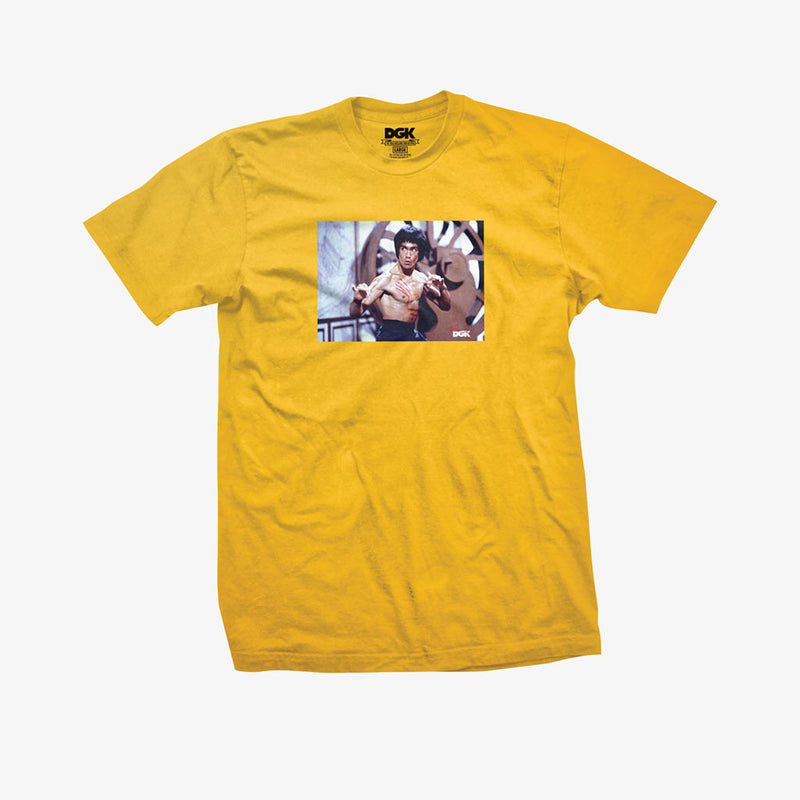 DGK x Bruce Lee Scratch T-Shirt