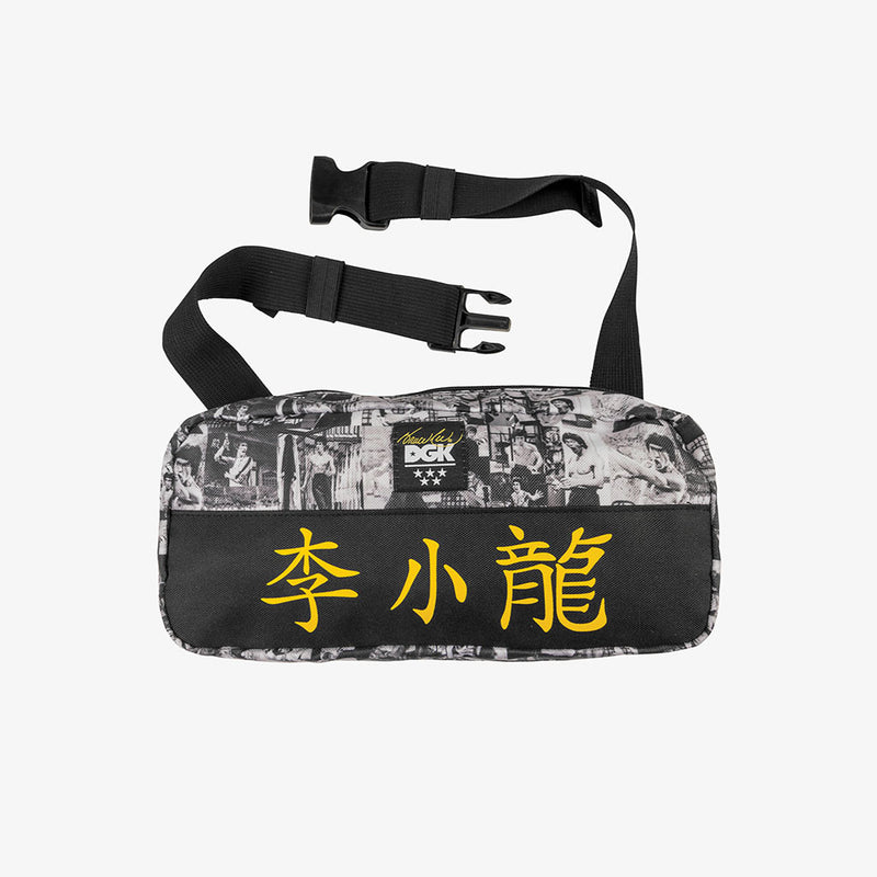 DGK x Bruce Lee Montage Body Bag