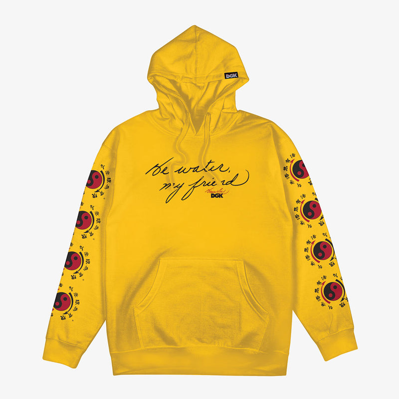 DGK x Bruce Lee Be Water Hooded Sweatshirt