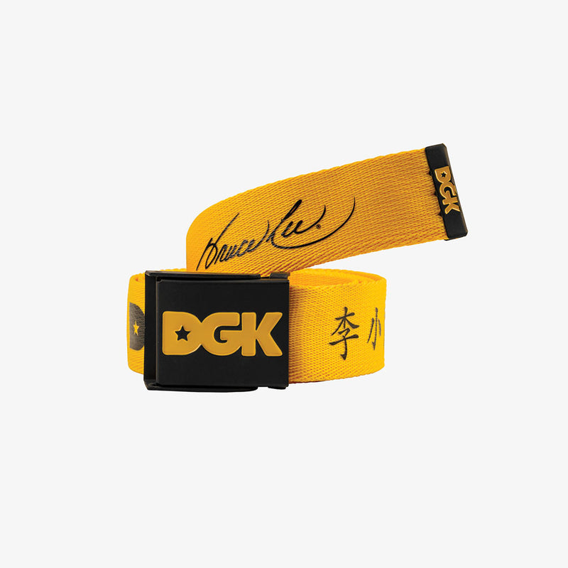 DGK x Bruce Lee Little Dragon Belt
