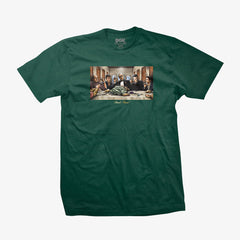 DGK Break Bread T-Shirt Forest Green