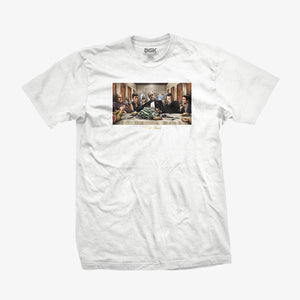 DGK Break Bread T-Shirt White