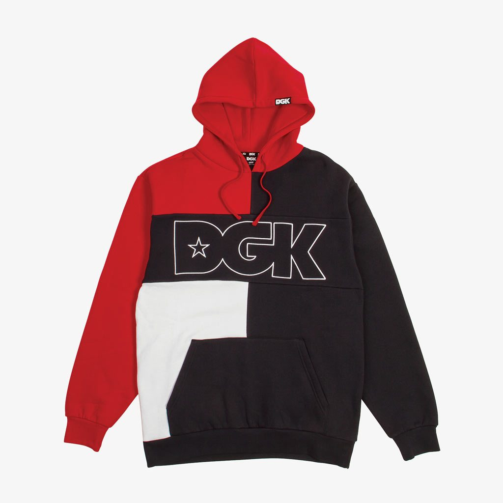 Dgk Split Hooded Fleece