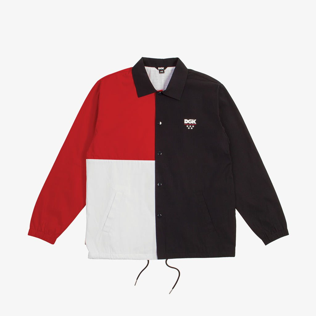Dgk Split Coaches Jacket