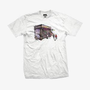 Dgk Daily News T-Shirt
