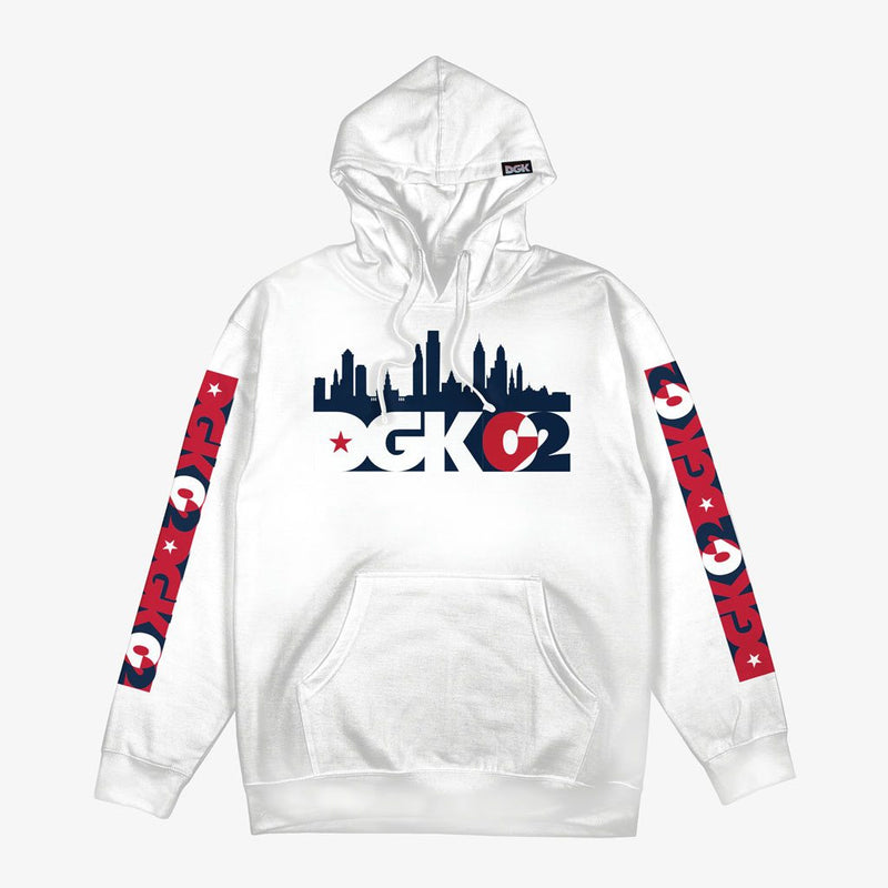 Dgk Skyline Hooded Sweatshirt