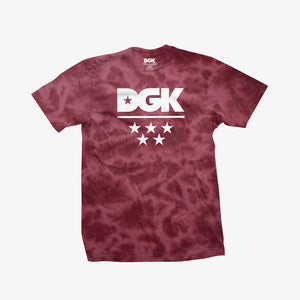 DGK All Star T-Shirt Tie Die