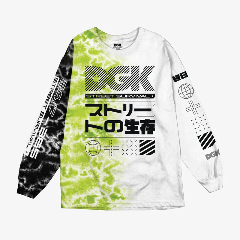 Dgk Street Survival Long Sleeve T-Shirt