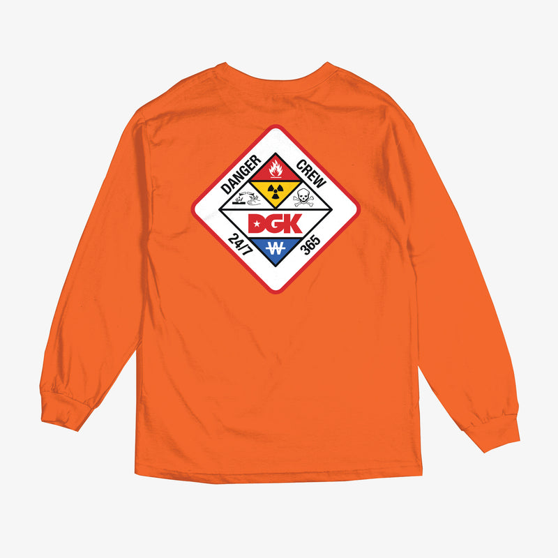 Hazardous Long Sleeve T-Shirt