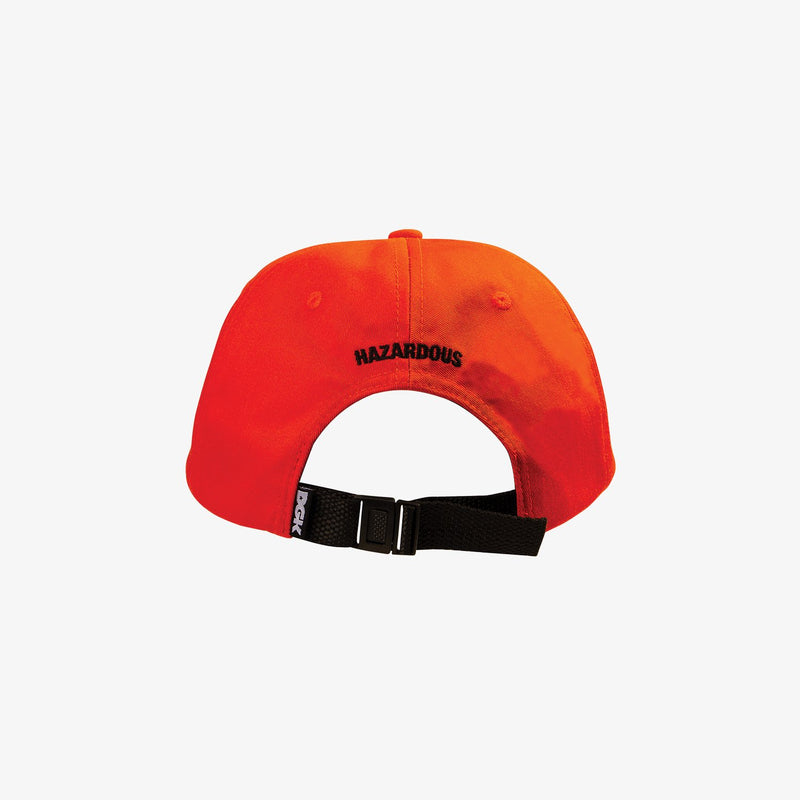 Hazardous Strapback Hat
