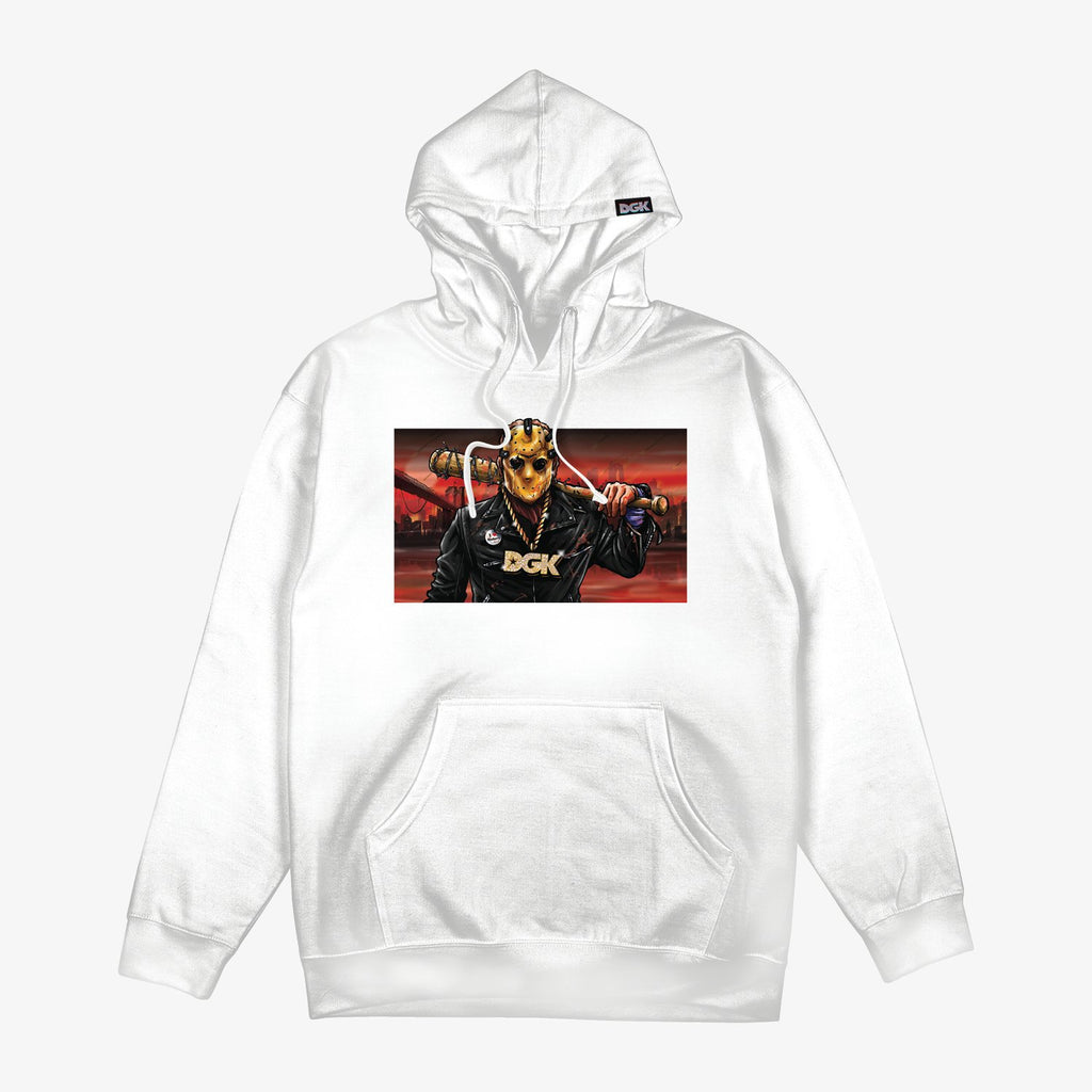Batter Up Hooded Sweatshirt