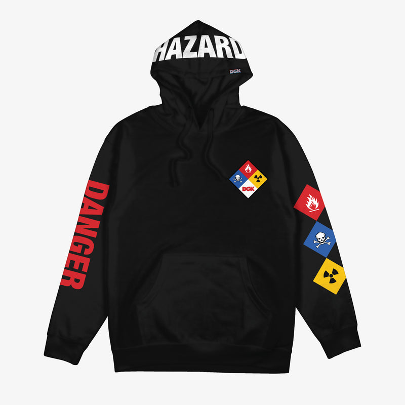 Hazardous Hooded Sweatshirt