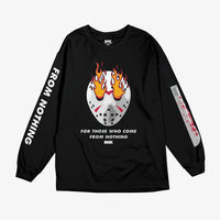 On Fire Long Sleeve T-Shirt