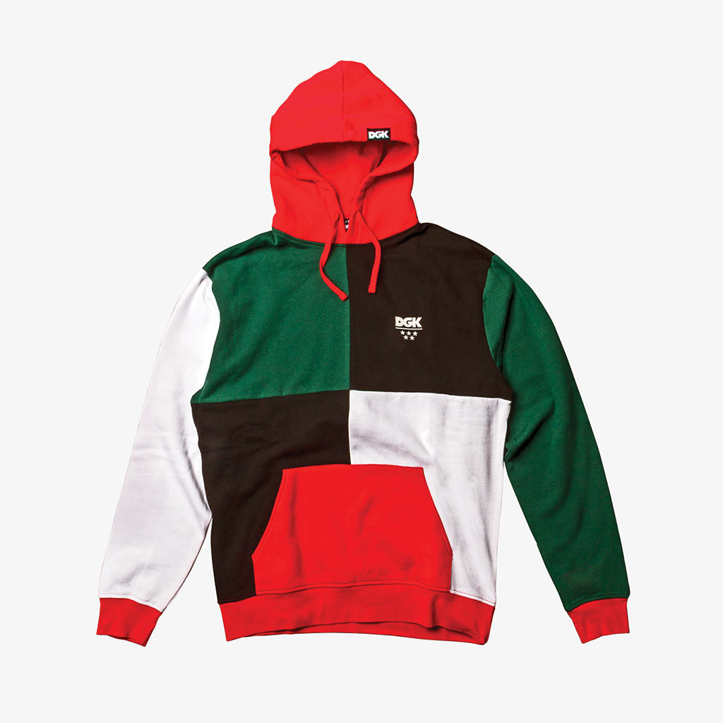 DGK Quad Hooded Fleece