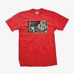 DGK Still Life T-Shirt Red