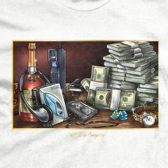 DGK Still Life T-Shirt White