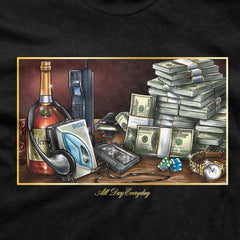 DGK Still Life T-Shirt Black