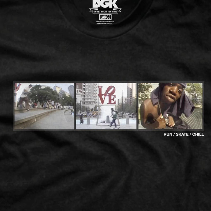 DGK x TWS Run Skate Chill T-Shirt