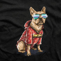 DGK Frenchie T-shirt Black