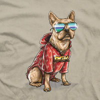 DGK Frenchie T-shirt Sand