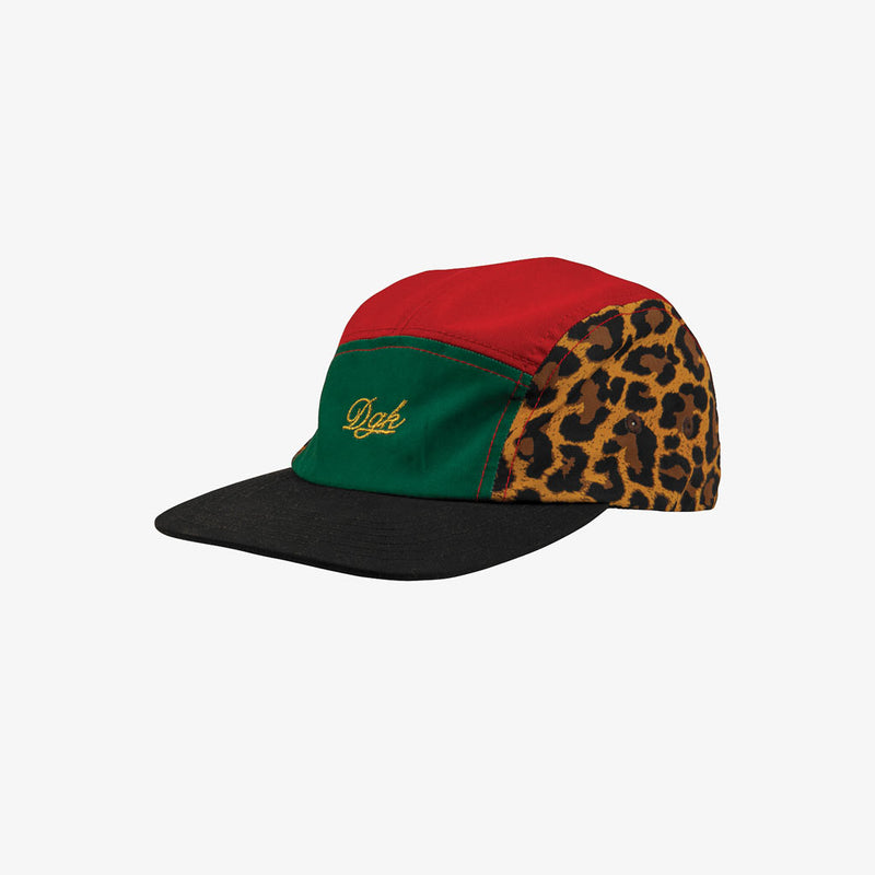 DGK Safari 5 Panel Hat
