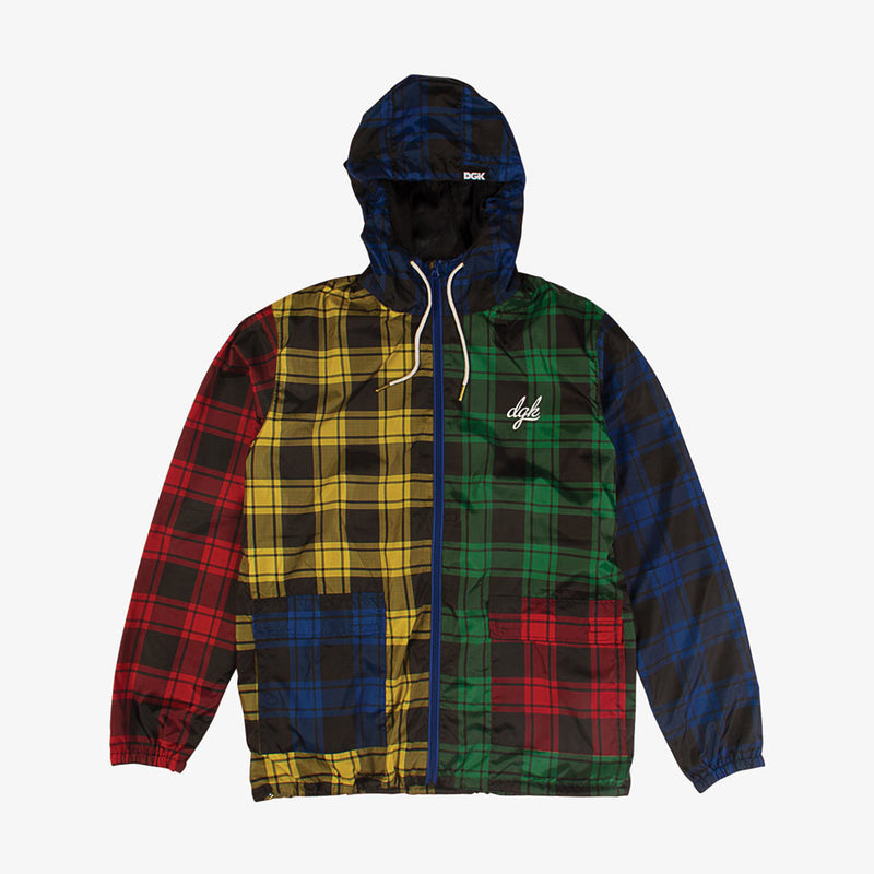 DGK Mismatch Windbreaker Jacket