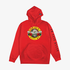Never Hooded Fleece