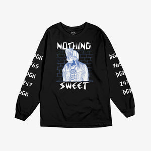 DGK Nothing Sweet Long Sleeve T-Shirt