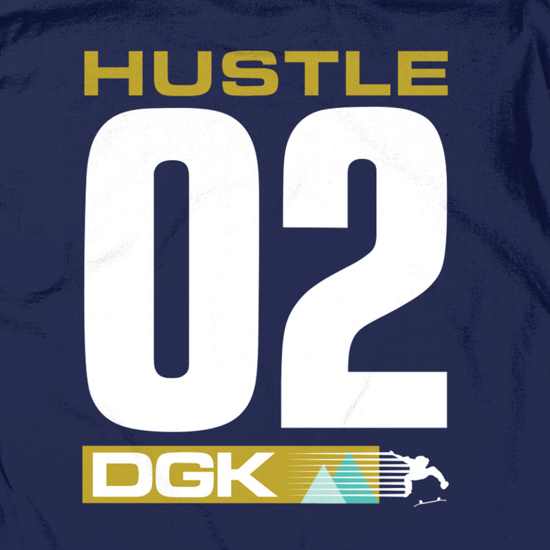 DGK Established LongSleeve T-Shirt Navy