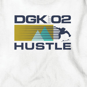 DGK Established LongSleeve T-Shirt White