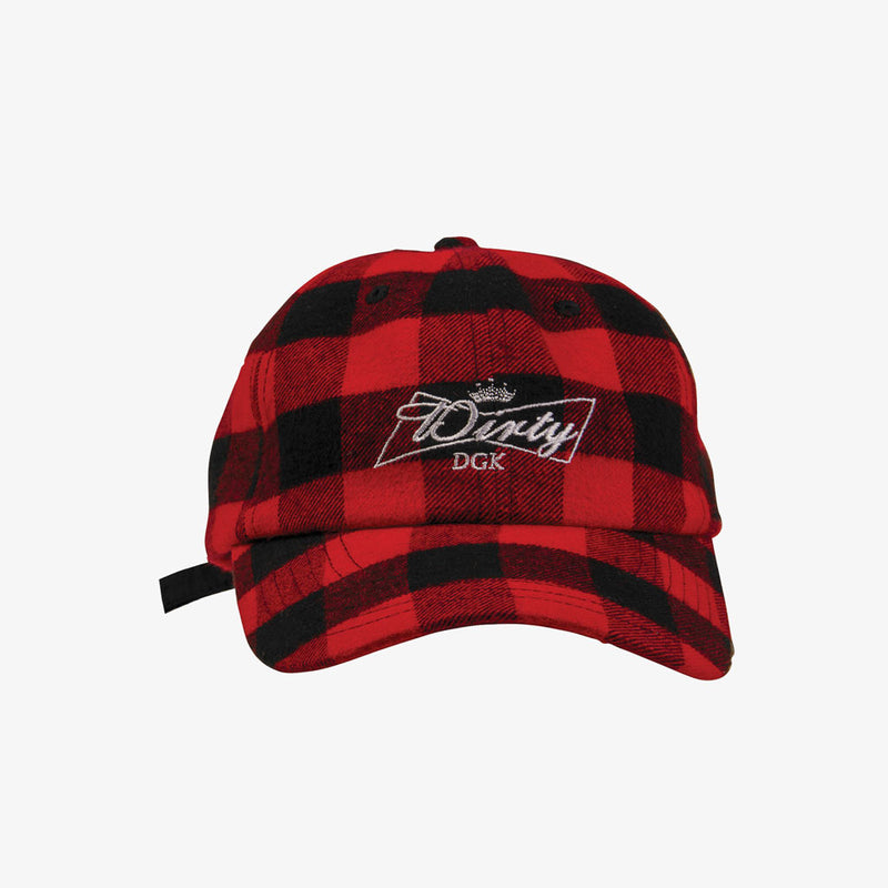 DGK Dirty Strapback Hat