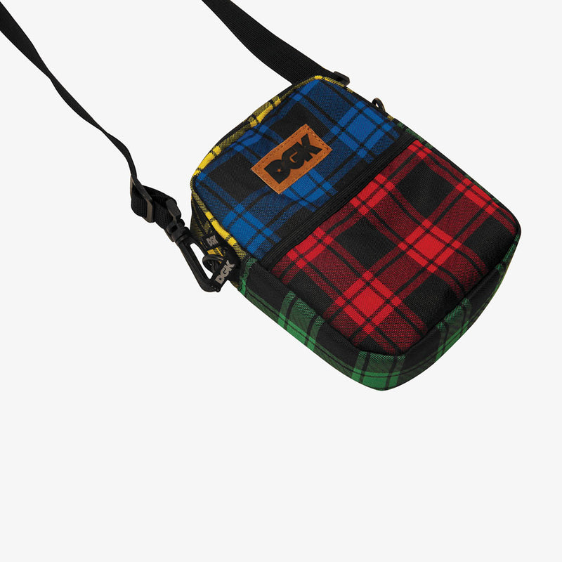 DGK Patchwork Shoulder Bag