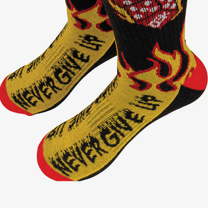 DGK Flames Socks