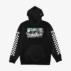 DGK Burnout Hooded Fleece