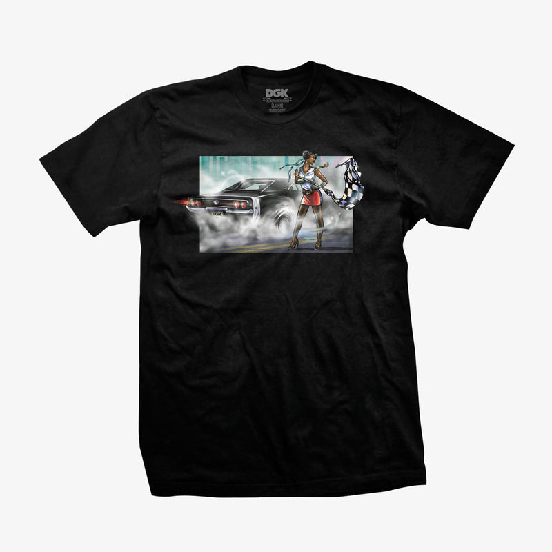 DGK Burnout T-Shirt