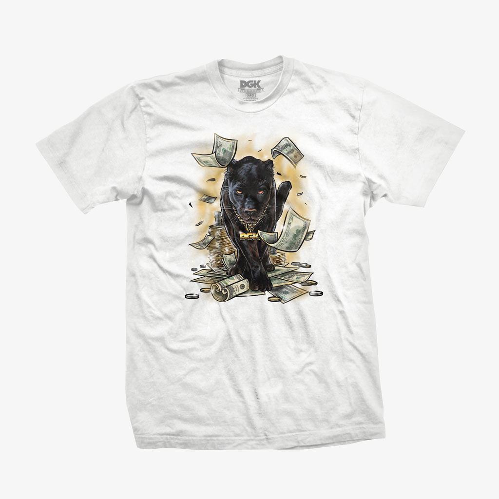 DGK Prowl T-Shirt White
