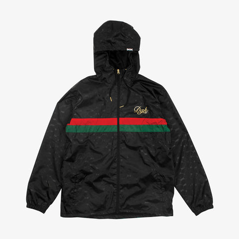 DGK Primo Windbreaker Black