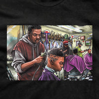 DGK Barbershop T-Shirt Black