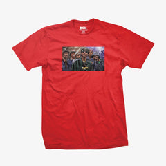 DGK Money Shot T-Shirt Red