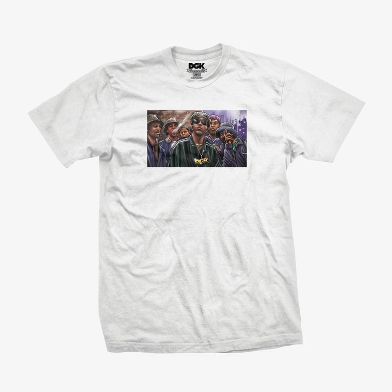 DGK Money Shot T-Shirt White