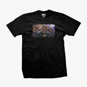 DGK Money Shot T-Shirt Black