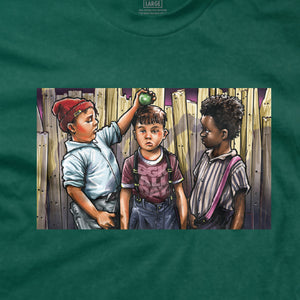 DGK Ghetto Rascal T-Shirt Forest Green