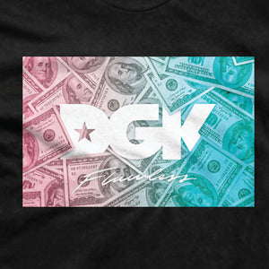 DGK Crispy T-Shirt Black