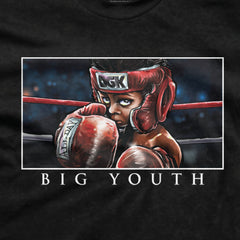 DGK Big Youth T-Shirt Black